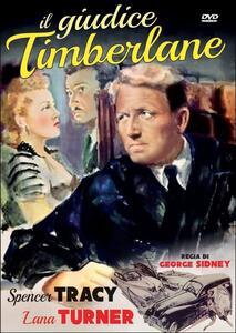Il giudice Timberlane di George Sidney - DVD