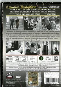 Il giudice Timberlane di George Sidney - DVD - 2