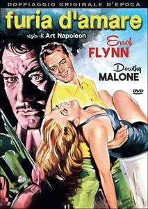 Furia d'amare di Art Napoleon - DVD