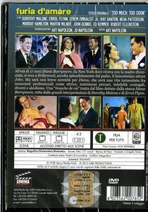 Furia d'amare di Art Napoleon - DVD - 2