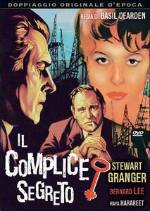 Il complice segreto di Basil Dearden,Michael Relph - DVD