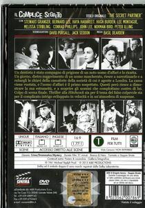 Il complice segreto di Basil Dearden,Michael Relph - DVD - 2