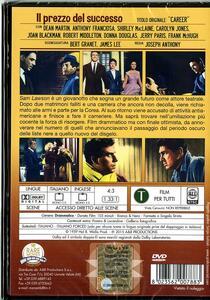 Il prezzo del successo di Joseph Anthony - DVD - 2