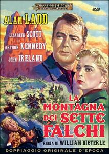 La montagna dei sette falchi di William Dieterle - DVD