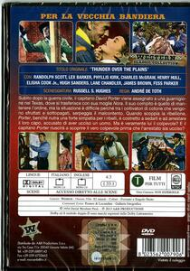 Per la vecchia bandiera di André De Toth - DVD - 2