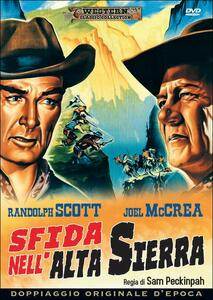 Sfida nell'Alta Sierra di Sam Peckinpah - DVD
