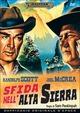 Cover Dvd Sfida nell'Alta Sierra
