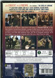 La croce di Lorena di Tay Garnett - DVD - 2