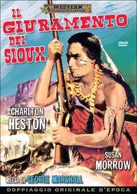 Locandina Il giuramento dei Sioux