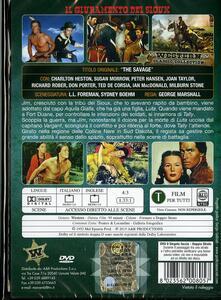 Il giuramento dei Sioux di George Marshall - DVD - 2