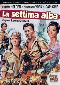 La settima alba di Lewis Gilbert - DVD