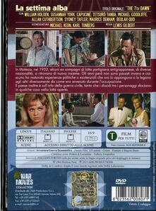 La settima alba di Lewis Gilbert - DVD - 2