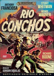 Rio Conchos di Gordon Douglas - DVD