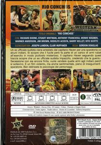 Rio Conchos di Gordon Douglas - DVD - 2