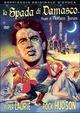 Cover Dvd La spada di Damasco