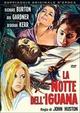 Cover Dvd DVD La notte dell'iguana