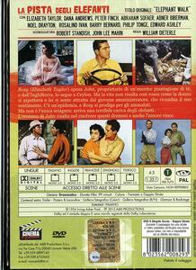La pista degli elefanti di William Dieterle - DVD - 2