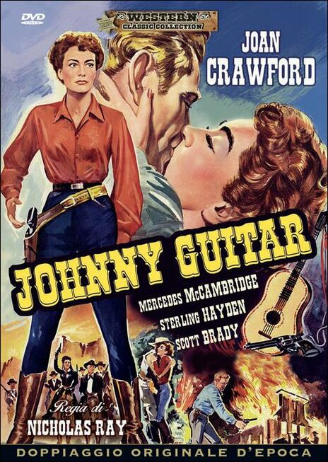 Johnny Guitar di Nicholas Ray - DVD