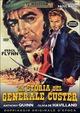 Cover Dvd DVD La storia del generale Custer