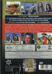 I pistoleri maledetti di William Witney - DVD - 2