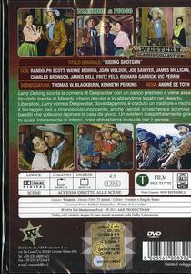 L' assedio di fuoco di André De Toth - DVD - 2