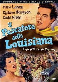 Cover Dvd pescatore della Louisiana (DVD)