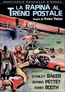 La rapina al treno postale di Peter Yates - DVD