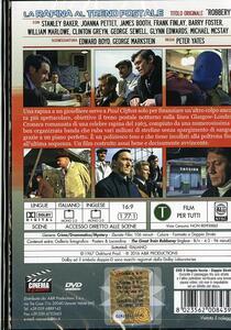 La rapina al treno postale di Peter Yates - DVD - 2