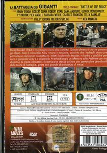 La battaglia dei Giganti di Ken Annakin - DVD - 2