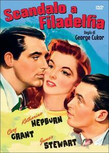 Scandalo a Filadelfia di George Cukor - DVD
