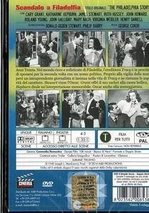 Scandalo a Filadelfia di George Cukor - DVD - 2