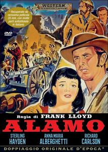 Alamo di Frank William G. Lloyd - DVD