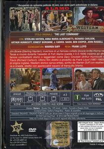 Alamo di Frank William G. Lloyd - DVD - 2