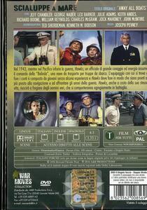 Scialuppe a mare di Joseph Pevney - DVD - 2