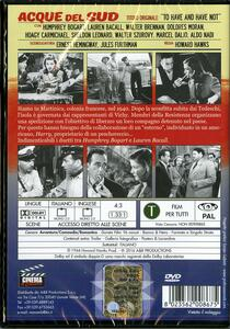 Acque del Sud di Howard Hawks - DVD - 2