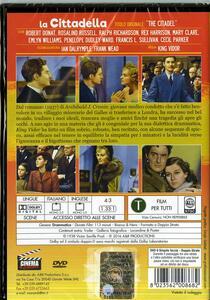 La cittadella di King Vidor - DVD - 2