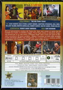 Bill il sanguinario di Kurt Neumann - DVD - 2