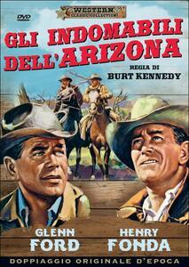 Gli indomabili dell'Arizona di Burt Kennedy - DVD
