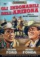 Cover Dvd DVD Gli indomabili dell'Arizona