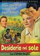 Cover Dvd Desiderio nel sole