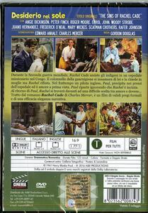 Desiderio nel Sole di Gordon Douglas - DVD - 2