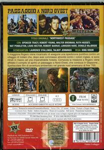 Passaggio a Nord-Ovest di King Vidor - DVD - 2