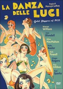 La danza delle luci di Mervyn LeRoy - DVD