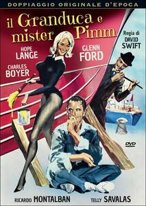 Il granduca e mister Pimm di David Swift - DVD