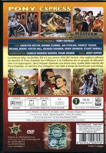 Pony Express di Jerry Hopper - DVD - 2