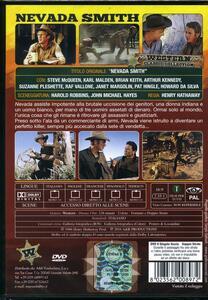 Nevada Smith di Henry Hathaway - DVD - 2