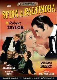 Cover Dvd Sfida a Baltimora (DVD)