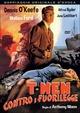 Cover Dvd DVD T-Men contro i fuorilegge
