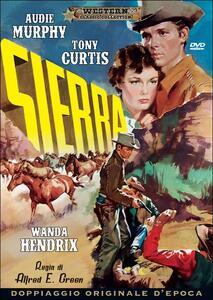 Sierra di Alfred E. Green - DVD