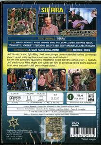 Sierra di Alfred E. Green - DVD - 2